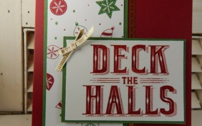 Deck the Halls – Christmas in July