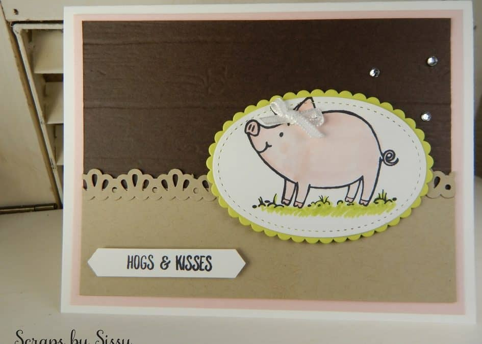 Hogs & Kisses – This Little Piggy