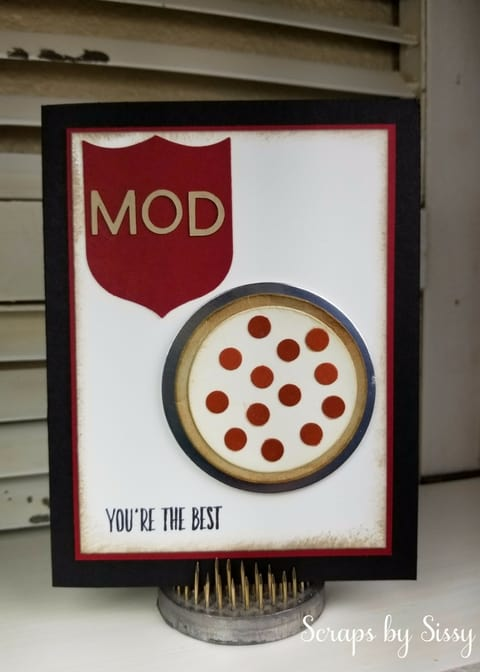 MOD Pizza Thank You