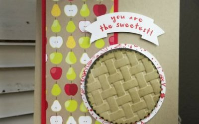 Celebrate National Pi Day with Apple Pie