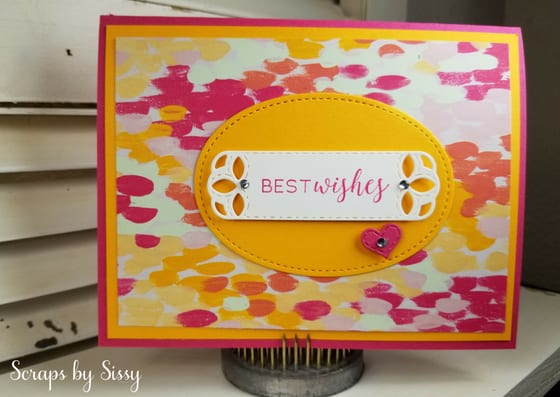 Fabulous Friday – Stitched All Around Bundle