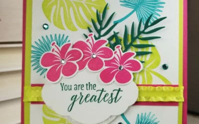 Product of the Week – Tropical Chic Bundle