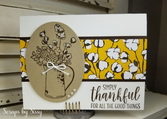 New Product of the Week – Country Home Swap Card