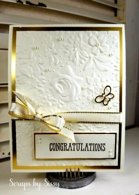 Well Said Wedding Card