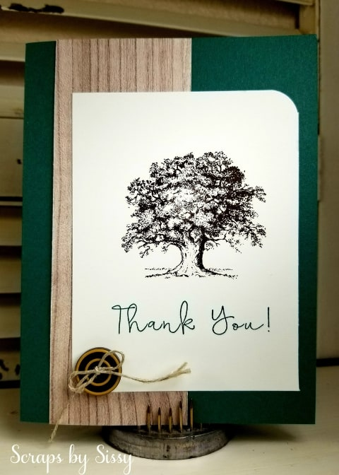 Lovely As A Tree – Thank You!