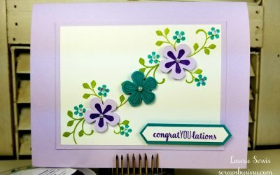CongratYOUlations – Thoughtful Blooms
